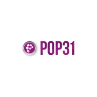 Logo of radio station Pop31
