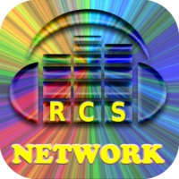 Logo of radio station RCS Network