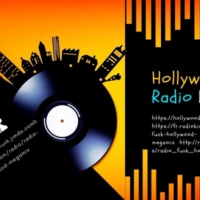 Logo of radio station Radio funk Hollywood megamix