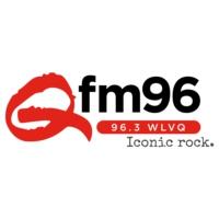 Logo of radio station WLVQ-FM QFM96