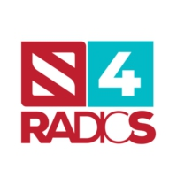Logo of radio station Radio S4
