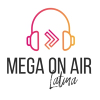 Logo of radio station Mega On Air
