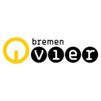 Logo of radio station Bremen Vier rockt
