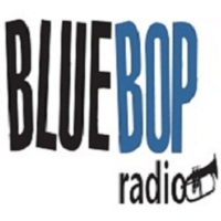 Logo of radio station Blue Bop Radio