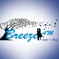 Logo of radio station Breeze AM