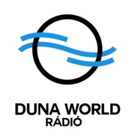 Logo de la radio Duna World Rádió