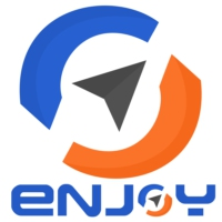 Logo of radio station EnjoyStation