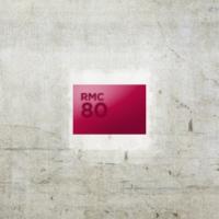 Logo of radio station RMC 80