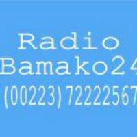 Logo de la radio Bamako 24