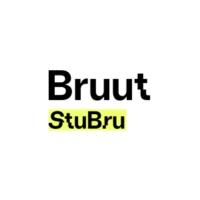 Logo de la radio StuBru - Bruut