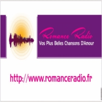 Logo of radio station Romance Radio