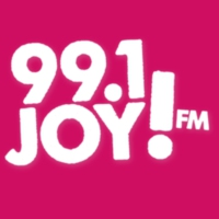 Logo of radio station KLJY 99.1 JOY FM