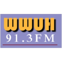 Logo of radio station WWUH