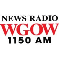 Logo of radio station WGOW-AM News Radio 1150
