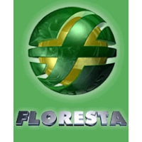 Logo of radio station Rádio Floresta
