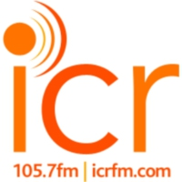 Logo of radio station ICR FM