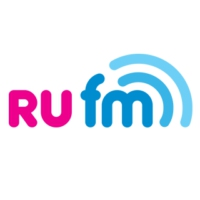 Logo of radio station RU FM