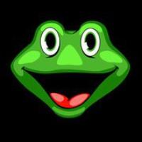 Logo de la radio KFGE Froggy 98
