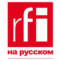 Logo of radio station RFI на русском