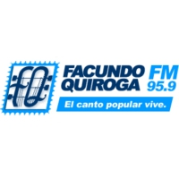 Logo of radio station Radio Facundo Quiroga