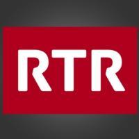 Logo de la radio RTR Radiotelevisiun Svizra Rumantscha