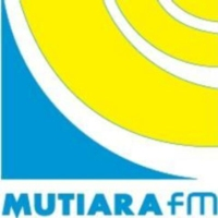 Logo of radio station Mutiara FM
