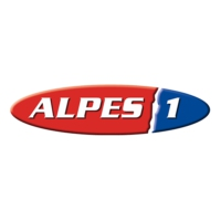 Logo of radio station Alpes 1