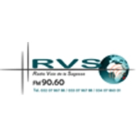 Logo of radio station RVS FM 90.60