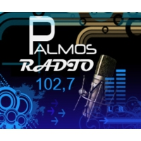 Logo of radio station Palmos On Air