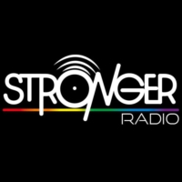 Logo of radio station Stronger Radio