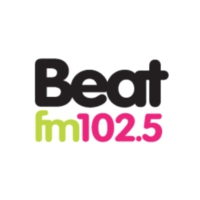 Logo of radio station Beat FM 102.5