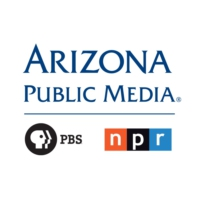 Logo of radio station KUAZ NPR 89.1