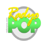 Logo of radio station Radyo Pop