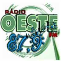 Logo of radio station Radio Oeste FM