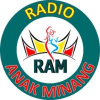 Logo of radio station Radio Anak Minang