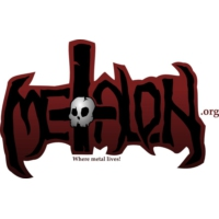 Logo of radio station Radio metal on - The Heavy