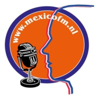 Logo of radio station Mexico FM