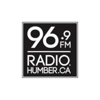 Logo of radio station CKHC-FM 96.9 FM Radio Humber