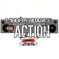 Logo of radio station L'indépendance En Action