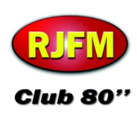 Logo of radio station RJFM Club 80