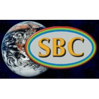 Logo of radio station SBC Paradise FM
