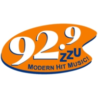 Logo of radio station KZZU-FM 92.9 ZZU