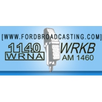 Logo of radio station WRNA 1140 AM