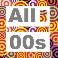 Logo of radio station All 00s Radio