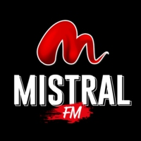 Logo of radio station Mistral FM