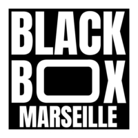 Logo of radio station BlackBox Marseille