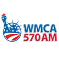 Logo of radio station WMCA 570