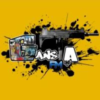 Logo de la radio Gansta FM
