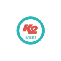 Logo of radio station Estación K2