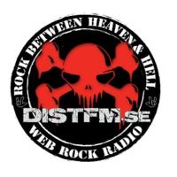 Logo de la radio DistFM Web Rock Radio